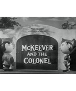 MCKEEVER and THE COLONEL (1962) 23 Episodes - $22.95