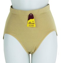 NEW WOMEN'S ROSA AIR FLO PADDED BUTT SHAPER BOOSTER PANTY BEIGE #3363