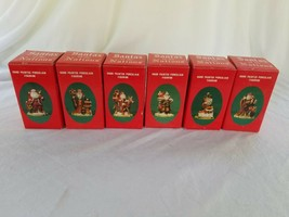 Santa's of the Nations - Full Set of 6 - $21.78