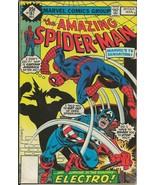 Amazing Spiderman #187 ORIGINAL Vintage 1978 Marvel Comics Cap America E... - $24.74