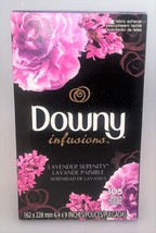 Downy Infusions Lavender Serenity Fabric Softener Dryer Sheets 105 count - $8.45