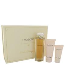 Emozione by Salvatore Ferragamo Gift Set -- for Women - $72.95