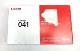Genuine Canon 041 Toner Cartridge imageCLASS LBP312dn - Black SEALED - $159.63