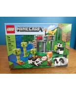 LEGO The Panda Nursery Minecraft (21158) Still Sealed in Box READ  - $16.78