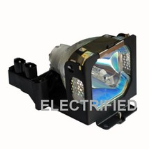 Sanyo POA-LMP65 POALMP65 Lamp In Housing For Projector Model PLCXU56 - $22.90