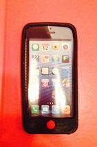 Black  Silicon Soft Rubber Skin Case Cover For Apple iPhone 5 5S NEW!