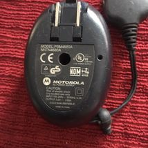 Motorola OEM Wall Charger Model PSM4680A image 5