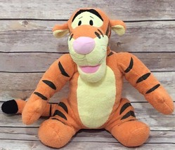 """Disney Tigger 15"""" Plush by Applause  CLEANED AND SANATIZED b6 - $15.67"""