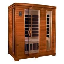 GDI Dynamic Modena 3 Person IR Carbon Sauna - $1,733.55
