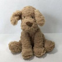 "Jellycat London Tan FuddleWuddle Puppy Dog Plush 9"" Soft Huggable Stuffe... - $12.85"