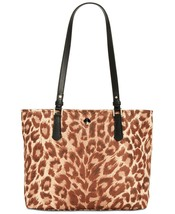 Kate Spade Taylor Leopard Nylon Medium Tote ~NWT~  - $136.62