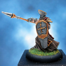 Painted Privateer Press Miniature Flameguard Leader - $37.25