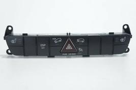 06-2008 mercedes gl450 ml500 ml350 hazard control door lock switch panel... - $70.00