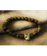 Haunted Leopard Djinn God Bracelet FREE with 100.00 purchase  - $0.00