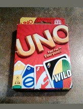 UNO ~ by Mattel - NEW & SEALED - $19.79