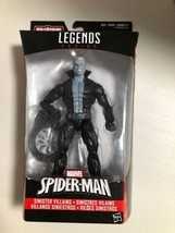 "Hasbro Marvel Legends Series Spider-Man 6"" Marvel's Tombstone MIB - $16.82"