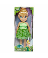 """Disney Store Collection 15"""" YOUNG TODDLER Tinker Bell Baby Doll Age 3+ B... - $27.99"""