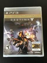 NEW PS3 Destiny The Taken King Legendary Edition Same Day Ship - $7.69