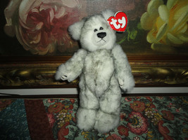 Ty Beanie Baby Attic Treasures Fairbanks Bear 8.5 inch with Tags 1993 Re... - $58.00