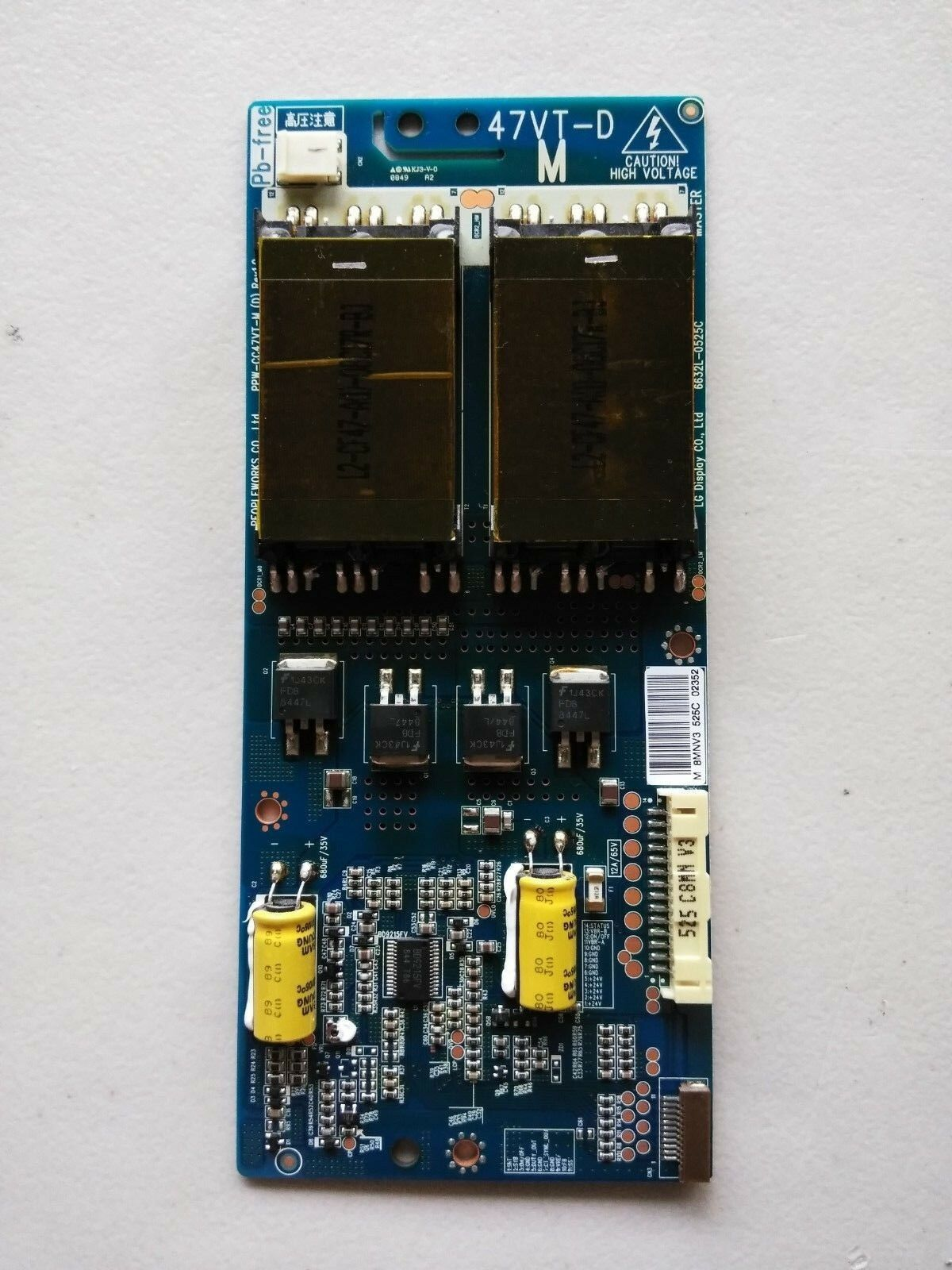 Primary image for LG 47LG70-UG Inverter Board 6632L-0525C