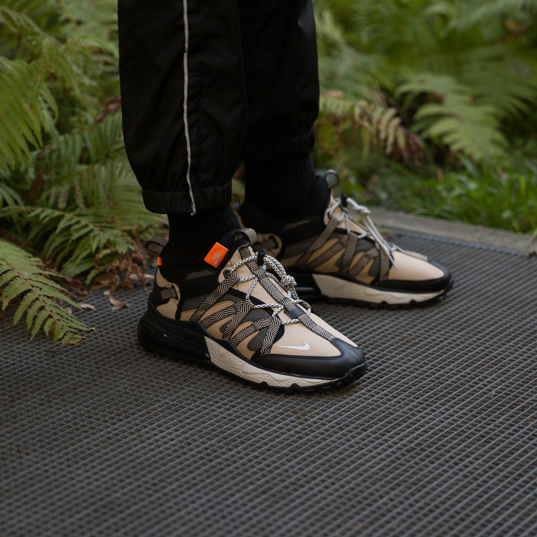 on sale 44b67 ffd30 Nike Air Max 270 Bowfin (Black  Phantom  Desert Cone) Men 7-. 1
