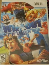 Wipeout: The Game ~ Nintendo Wii ~ 2010 - $16.00