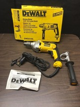 "DeWalt DWD210G 1/2"" 10 Amp Electric Drill/Driver - $98.00"