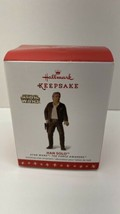 Hallmark Keepsake Christmas Ornament - Han Solo 2016 Star Wars The Force... - $12.82
