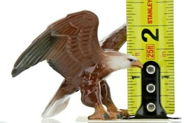 Hagen Renaker Miniature Bird Eagle Ceramic Figurine image 2