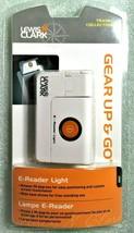 New Lewis N Clark COB / LED e-Reader Clip Light 2x CR2032 Coincells NOT ... - $19.31