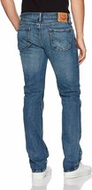 Levi's Strauss 511 Men's Destroyed Distressed Slim Fit Stretch Jeans 511-2387 image 2
