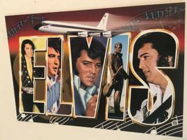 Elvis Presley Postcard 5 Images In One - $3.46