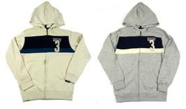 Boy's 8-20 Hoodie Nautica 83 Nautical Full Zip Hooded Sweatshirt NEW
