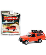 1995 Ford Bronco Sport with Off-Road Parts Orange All Terrain Series 11 ... - $32.51