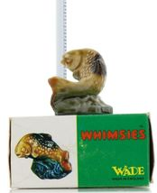No.15 Trout Miniature Animal Porcelain Figurine Picture Box Whimsies by Wade image 3
