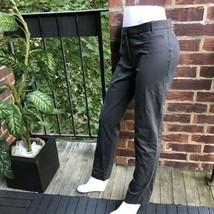 J Crew Dark Green stretch Women's Pant Size 8R - $29.70