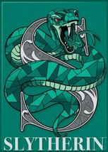 Harry Potter Slytherin Creature Crest Logo Image Refrigerator Magnet NEW UNUSED - $3.99