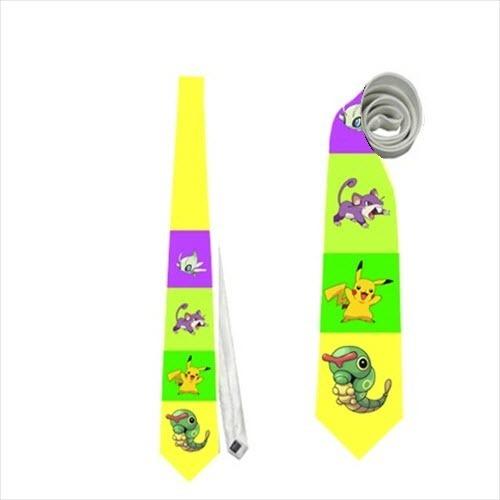 necktie pokemon pokemons pokemones neck tie