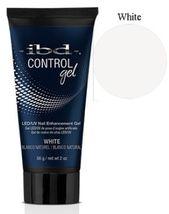 IBD LED/UV Control Gel - White,   2 oz