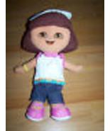 "13"" Plush Stuffed Chef Dora The Explorer Rag Doll Fisher Price 2005 Matt... - $15.00"