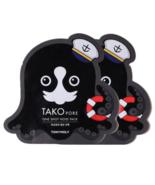 Tony Moly  TONYMOLY Tako Pore One Shot Nose Pack 1.5g*3pcs Kbeauty Korea... - $8.98