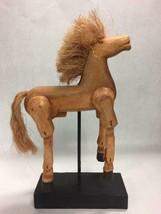 NOVICA Horse Wood Sculpture Artisan Crafted BY Jaifah Aksornsri - $87.11