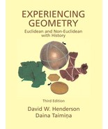Experiencing Geometry (3rd Edition) [Paperback] Henderson, David W. and ... - $191.64