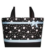 Blue And Black Diaper Bag, Extra Large Boys Diaper Bag, Diaper Bag For Boys - $93.00