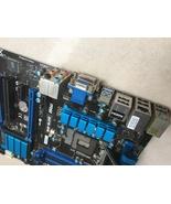 MSI ZH77A-G43 Motherboard Intel H77 LGA1155 DDR3 VGA DVI With I/O - $69.00