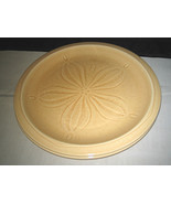 2 FRANCISCAN SEA SCULPTURES sand Dinner Plates Sand Dollar  Pristine LOOK - $27.99