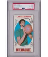 1969 Topps Lew Alcindor Rookie #25 PSA 4 P646 - $371.45