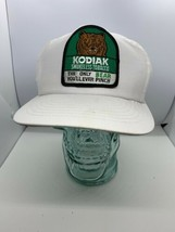 Vintage Kodiak Smokeless Chewing Tobacco Snapback Patch Hat Made In USA Cap - $44.55