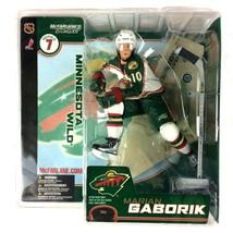 Marian Gaborik 2003 McFarlane Toys Sports Picks NHL Series 7 Minnesota Wild - $19.75
