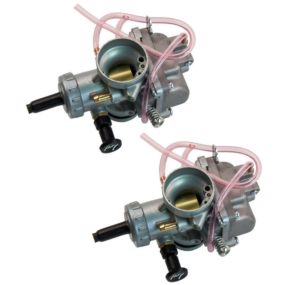 Two Carburetors for Yamaha Banshee YFZ350 YFZ 350 1987-2006 ATV Carbs 29mm 2002 - $41.80